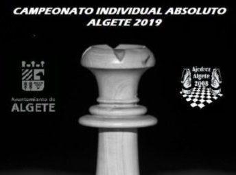 CAMPEONATO ABSOLUTO INDIVIDUAL DE ALGETE 2019